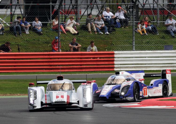 Audi nach viertem Saisonsieg Weltmeister