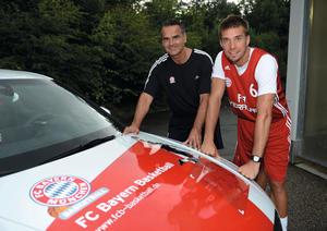 Dirk Bauermann und Steffen Hamann
