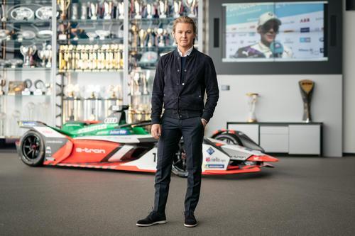 Weltpremiere Audi e-tron GT: Sprint of Progress.