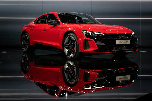 Weltpremiere Audi e-tron GT: Celebration of Progress
