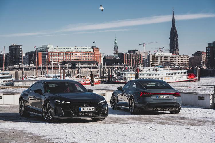 Audi RS e-tron GT / Audi e-tron GT quattro