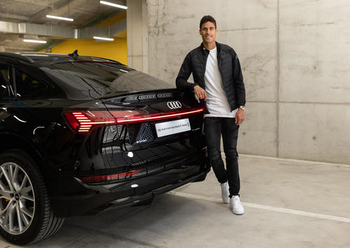 Neue Dienstautos Real Madrid