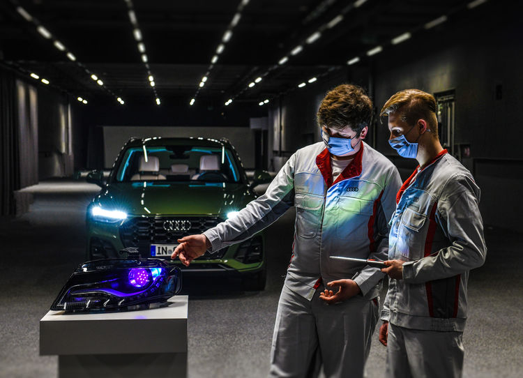"""Youth Research"": entirely digital at Audi for the first time"