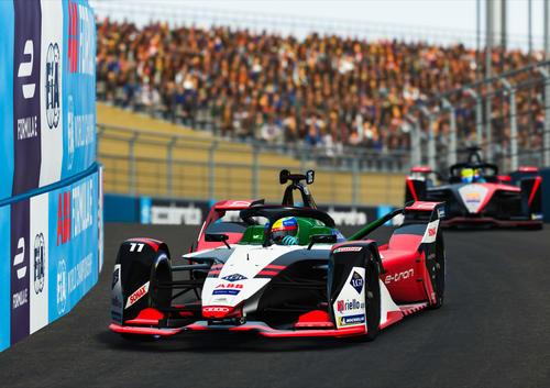 Formel E Accelerate, Diriyah 2021