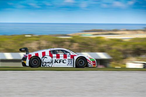 Fanatec GT World Challenge Australia GT Trophy 2021