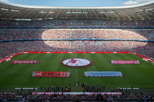 Opening ceremony of the 2013 Audi Cup