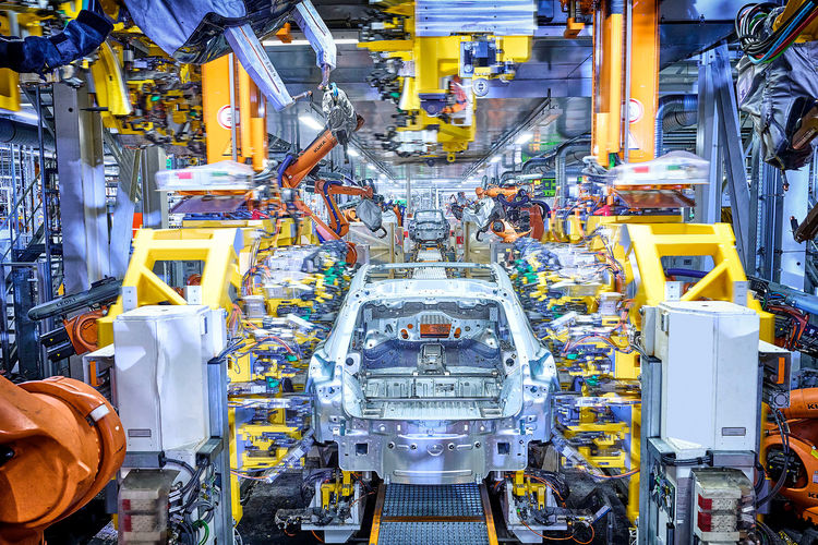 Produktionsstart für den Audi Q4 e-tron