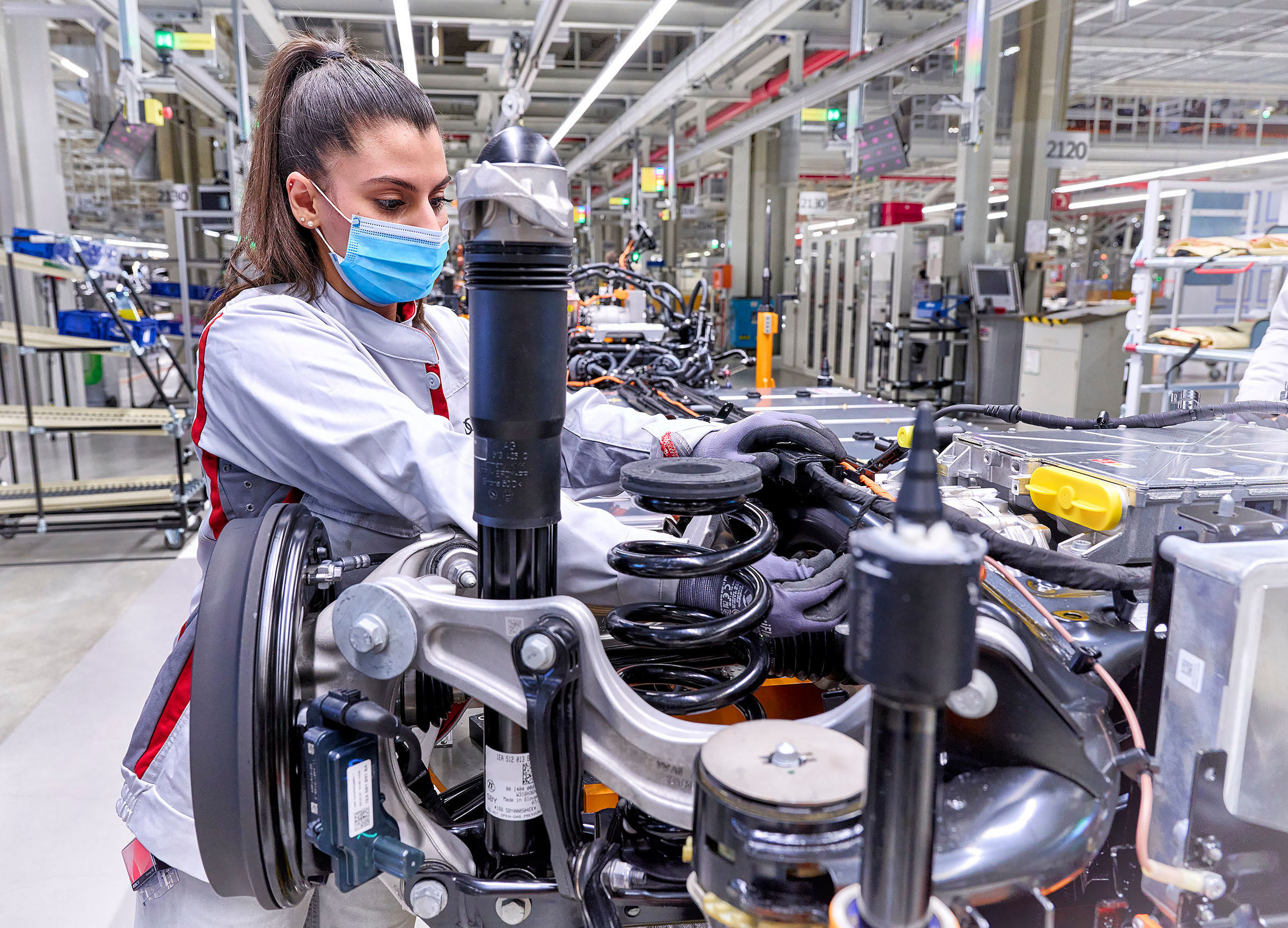 Start of production for Audi Q4 e-tron - Image 3