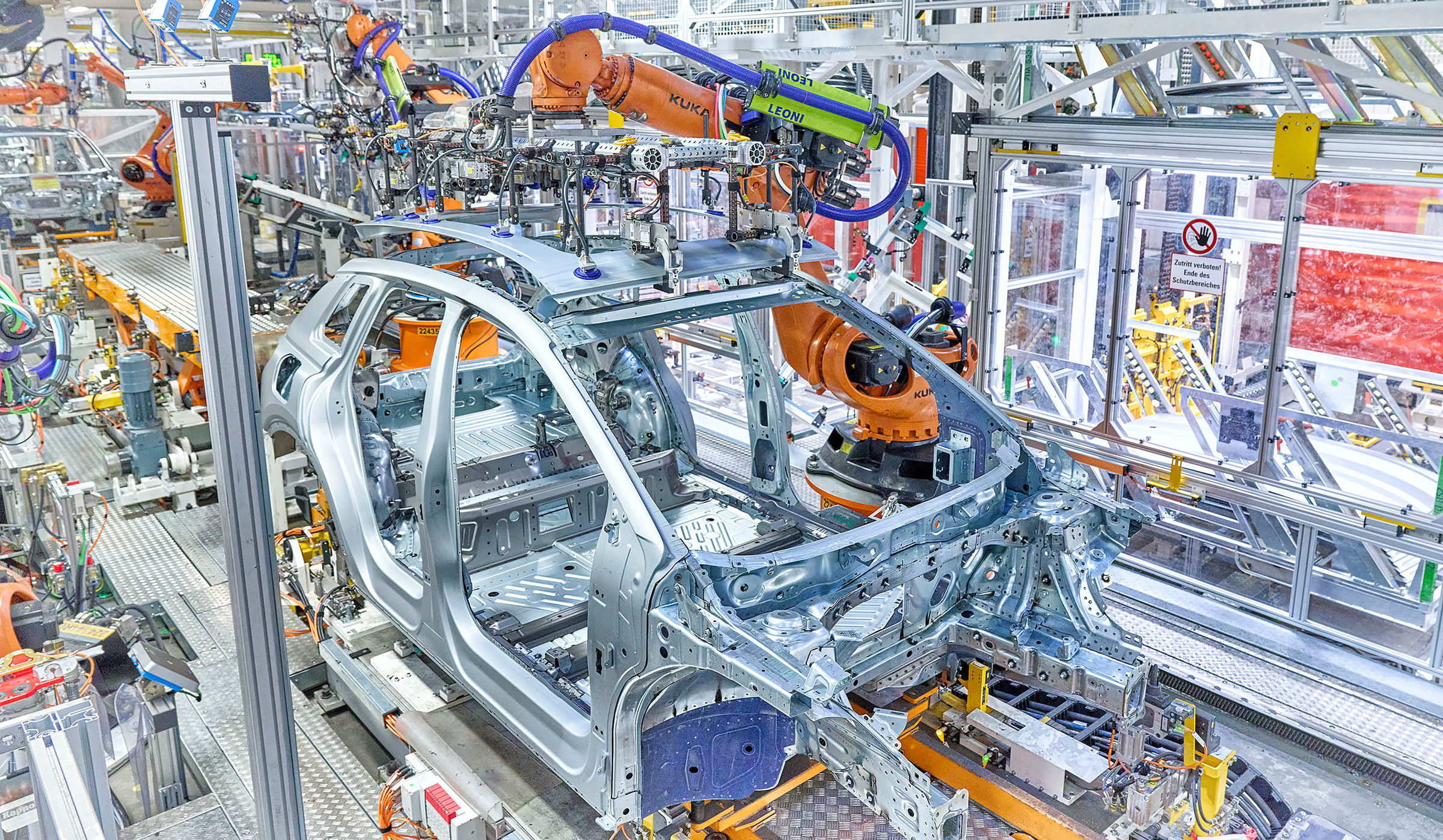 Start of production for Audi Q4 e-tron - Image 1