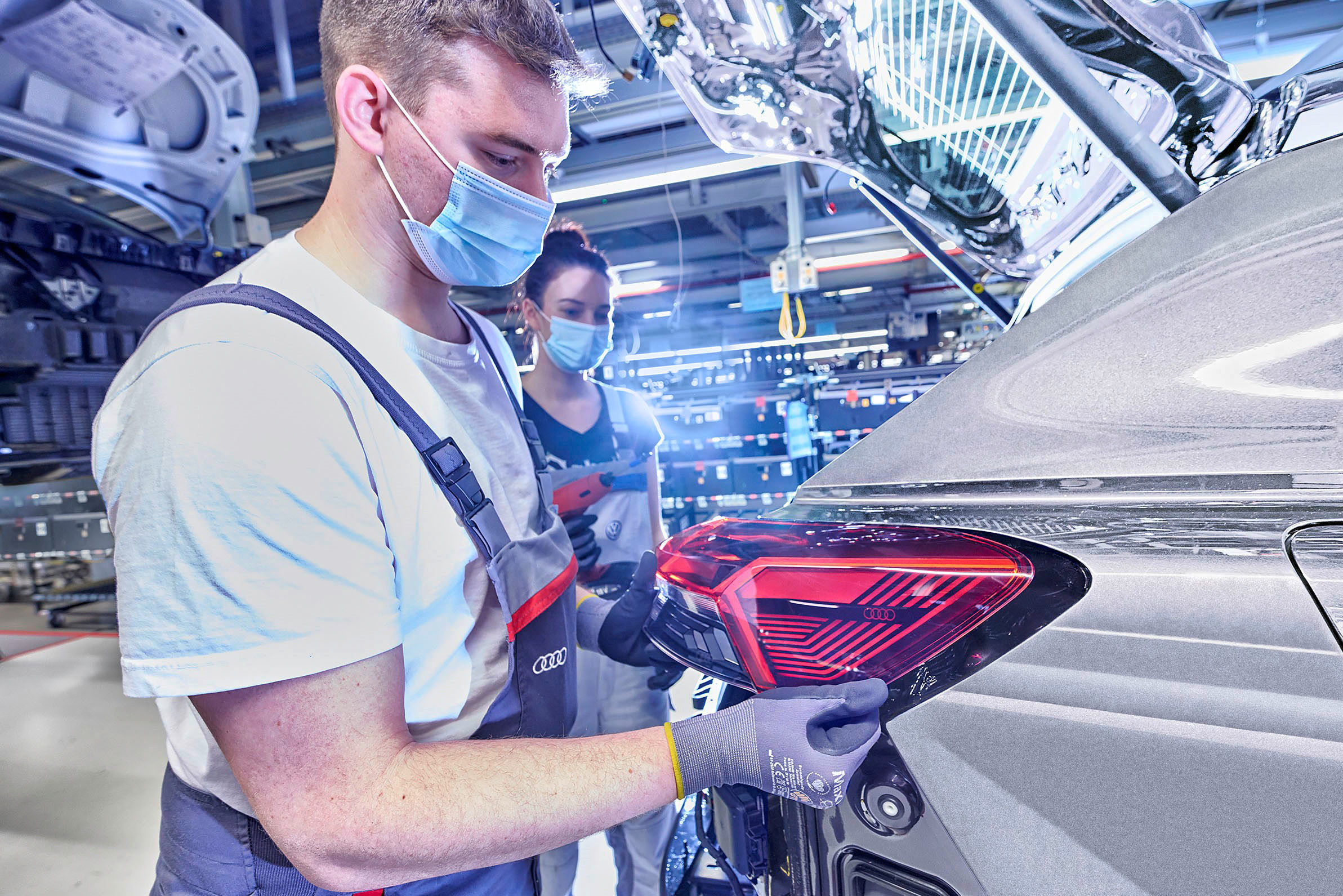 Start of production for Audi Q4 e-tron - Image 2