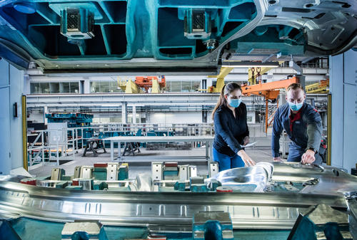 Audi Toolmaking