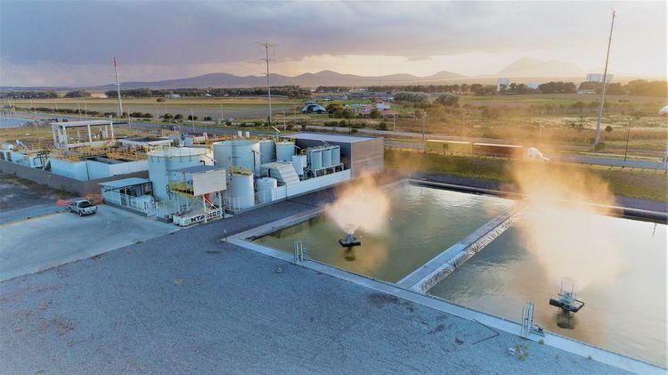 Audi México erinnert anlässlich des Weltwassertags an die Maßnahmen im Werk