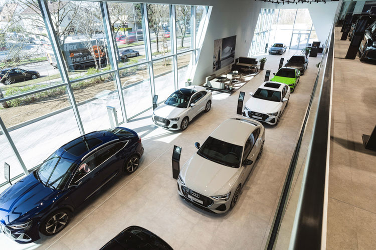 Sustainable and digital: Audi opens a new flagship store in Munich