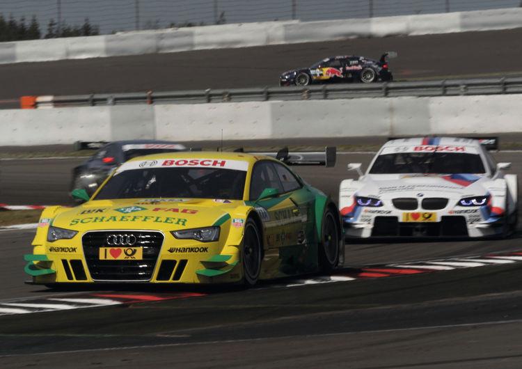 Mike Rockenfeller, Schaeffler Audi A5 DTM #9 (Audi Sport Team Phoenix)