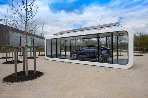 Audi is main sponsor of the State Garden Show Ingolstadt