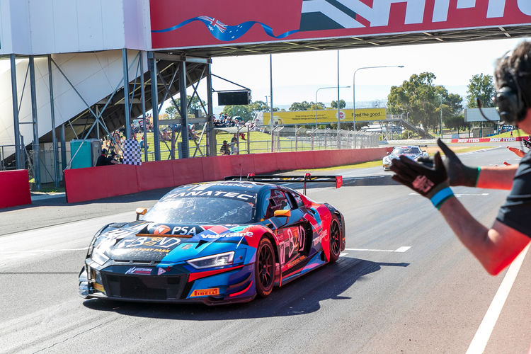 Fanatec GT World Challenge Australia 2021