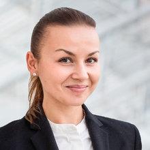 Tetyana Dumchykova