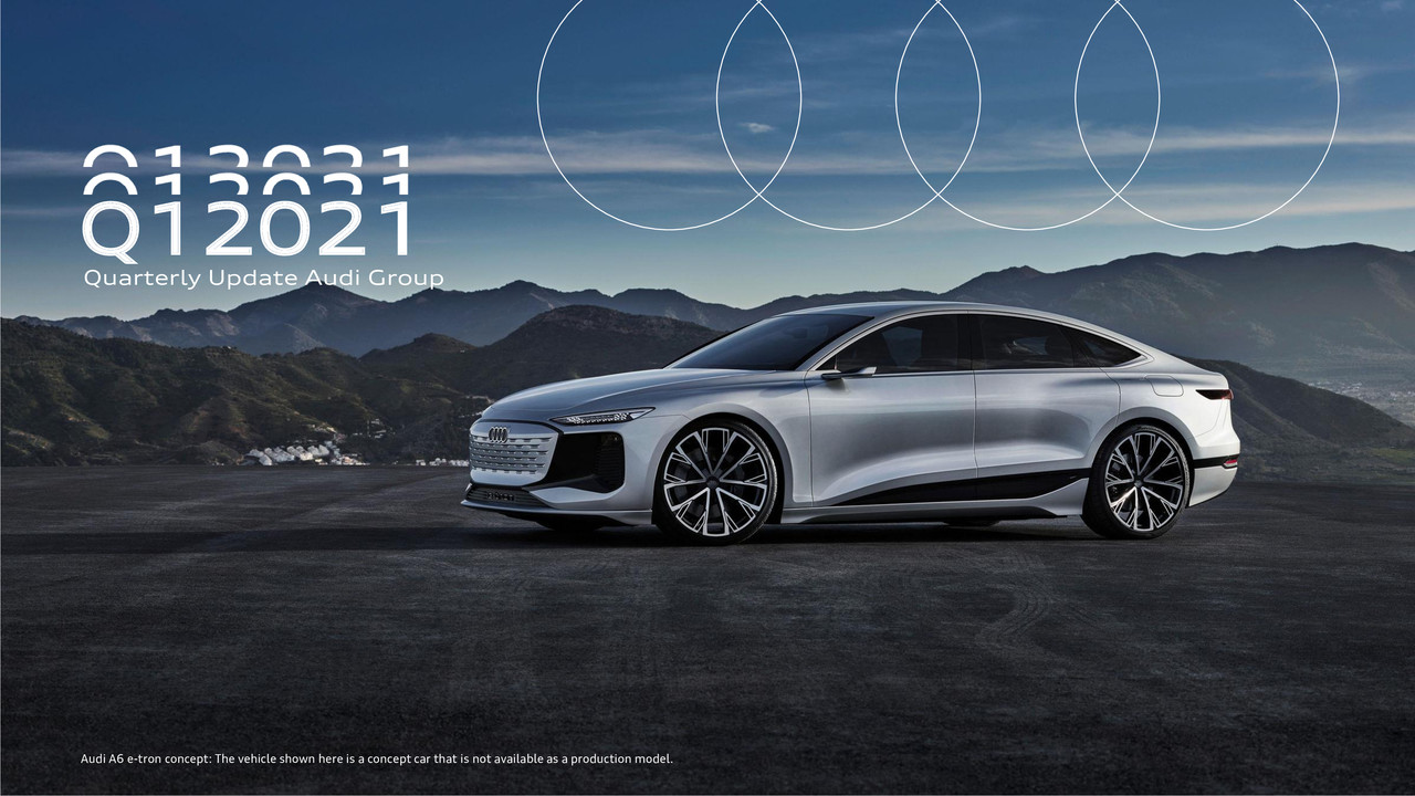 Quarterly Update Audi Group