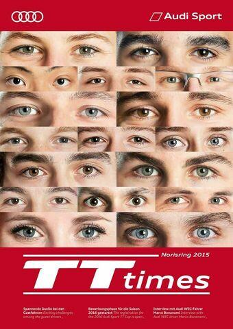 TT Times 02/2015 - Audi Sport TT Cup Norisring