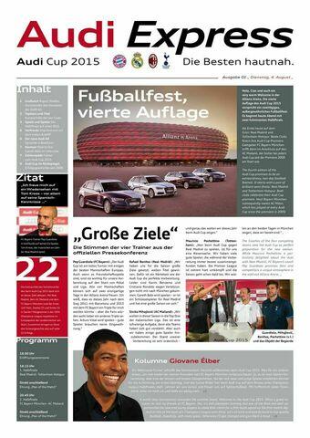 Audi Cup Express 01