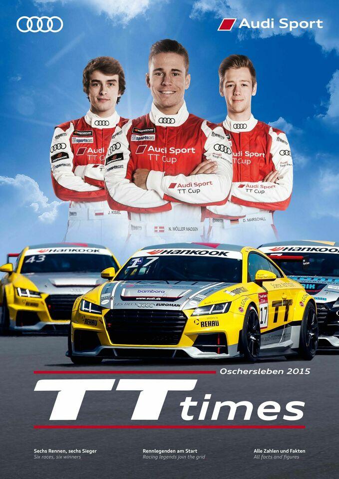 TT Times 04/2015 - Audi Sport TT Cup Oschersleben