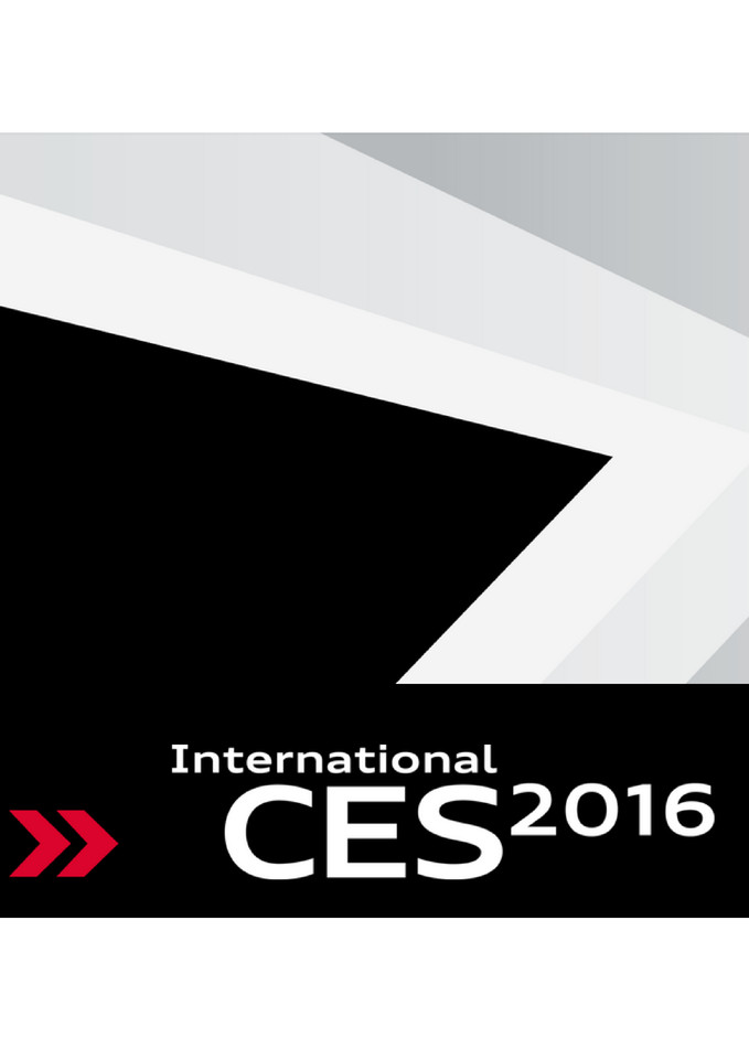 Link zu Audi CES 2016 Illustrated