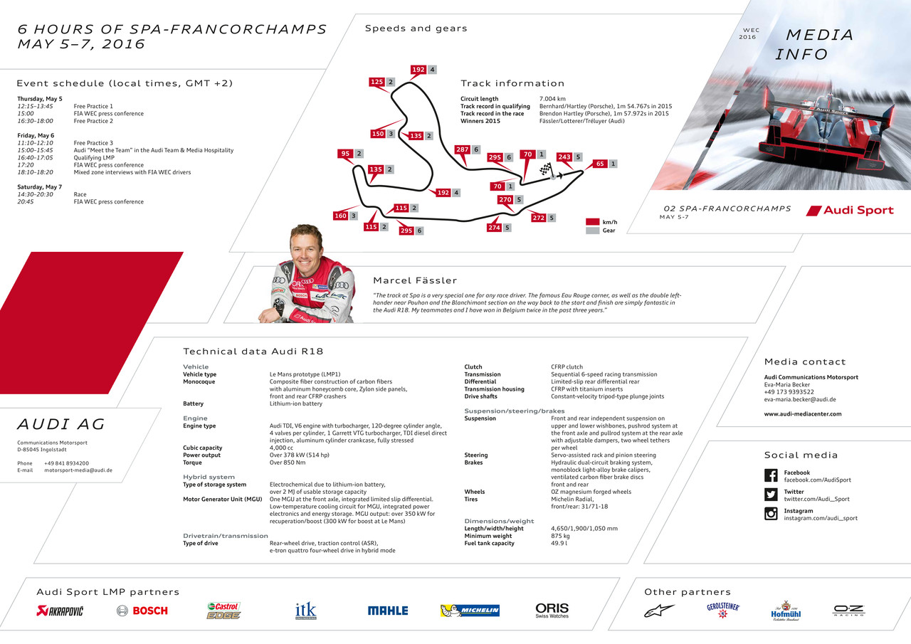 High res audi z card wec 02 spa pdf version 420x297 04 16