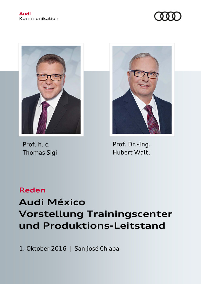 High res 1001 audi mexico trainingscenter p leitstand rede deutsch