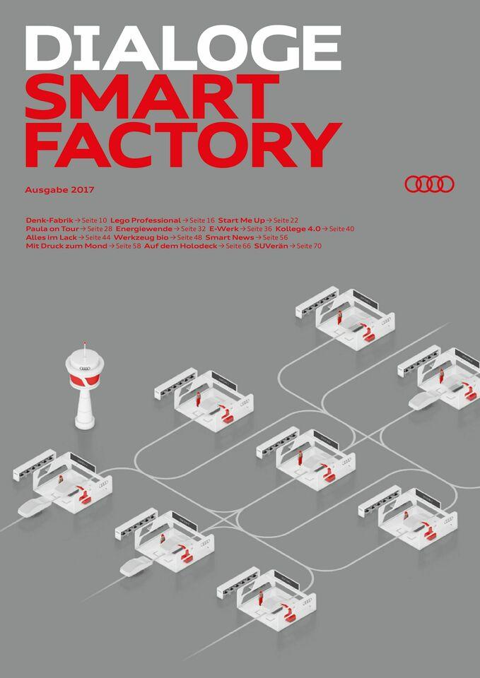 Dialoge Smart Factory 2017
