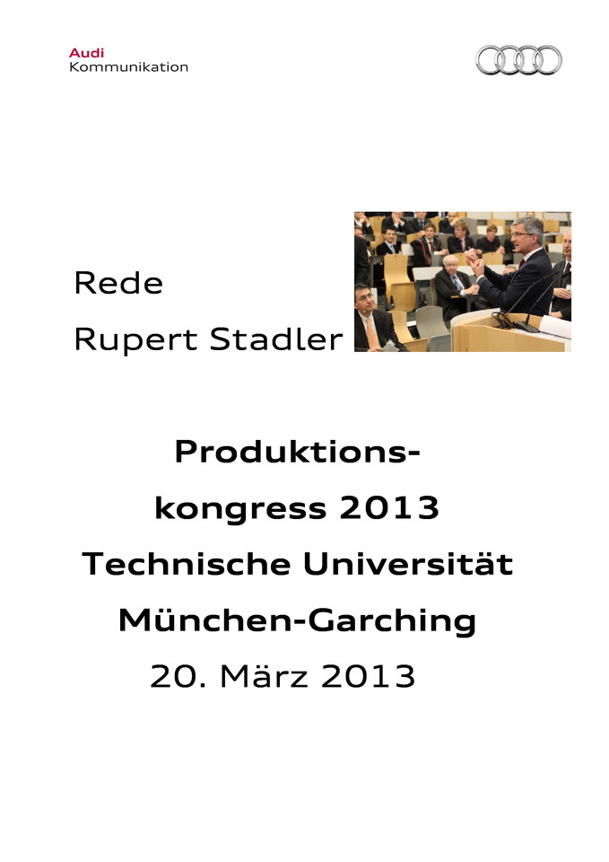 High res 130320 tum produktionskongress2013 rupert stadler