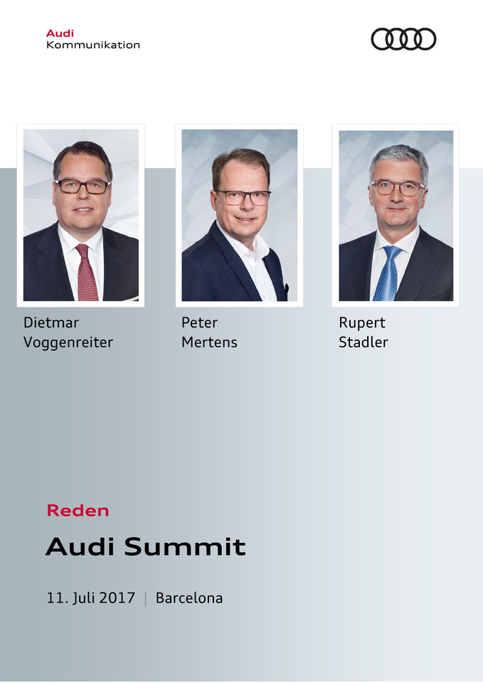 High res pressefassung reden audi summit barcelona 170711a