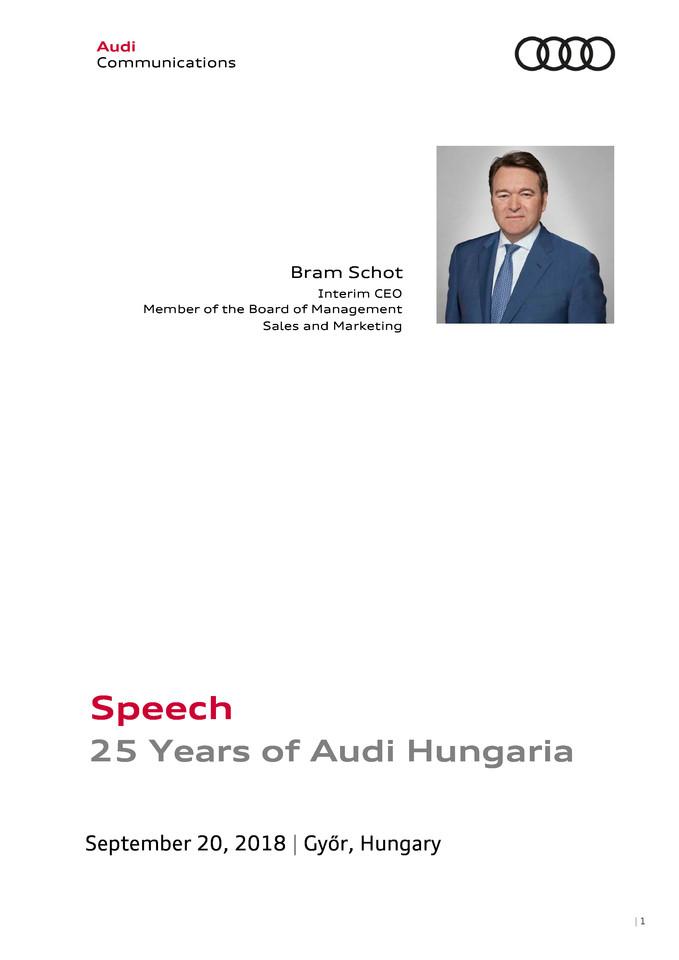High res 0920 25 year gyoer speech bram schot english