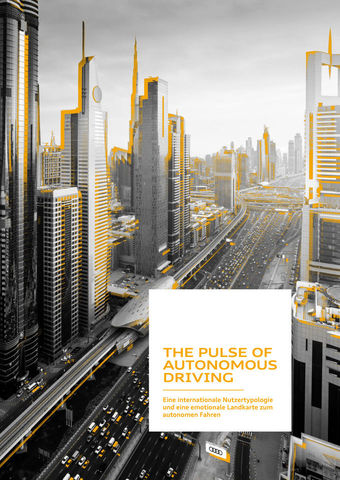 The Pulse of Autonomous Driving – Langversion