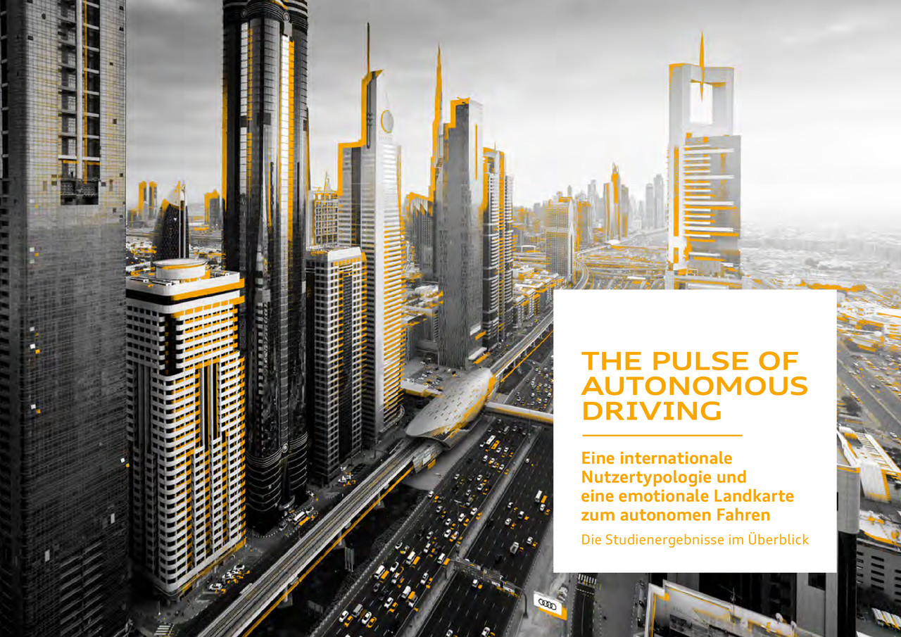 Studie: The Pulse of Autonomous Driving – Kurzversion