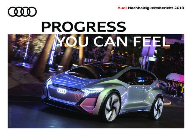 Audi Nachhaltigkeitsbericht 2019